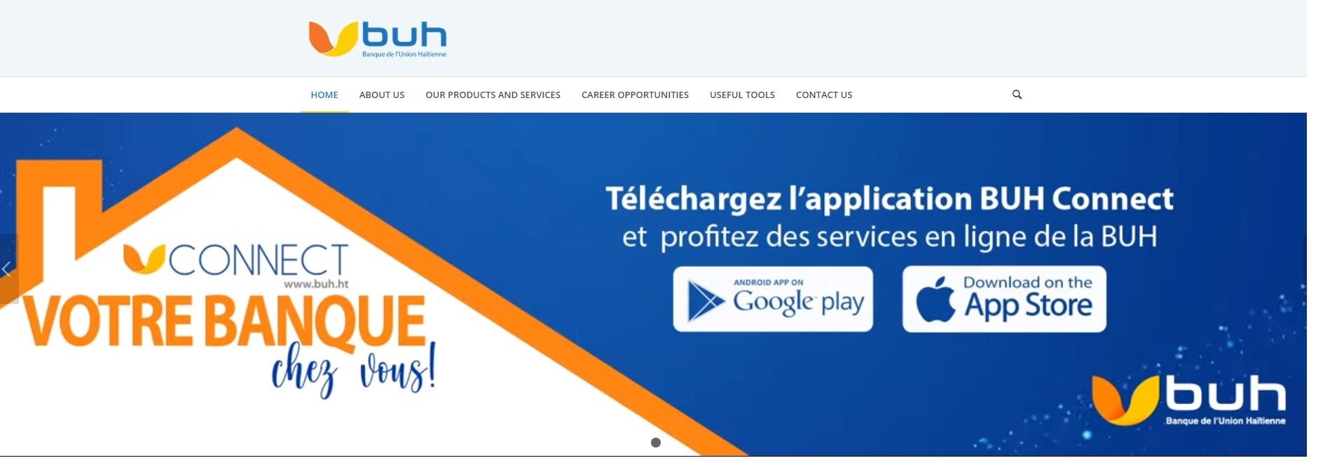La Banque de l'Union Haïtienne S.A. (BUH)